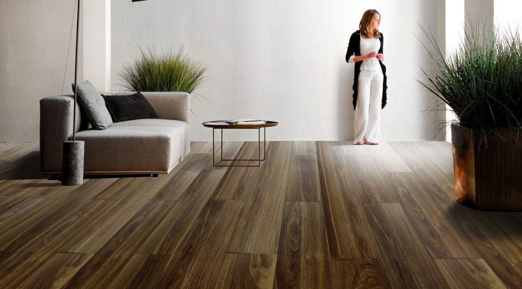 Công trình sàn gỗ Pago
