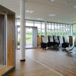 Sàn gỗ Đức Hornitex cho văn phòng