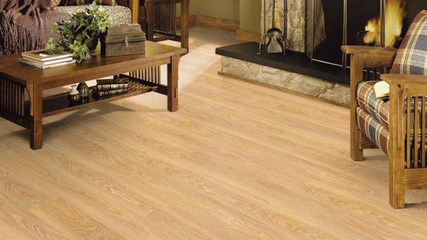 Công trình sàn gỗ Janmi
