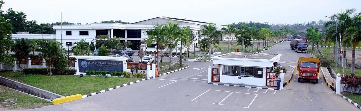 Trụ sở nhà sản xuất sàn gỗ Janmi