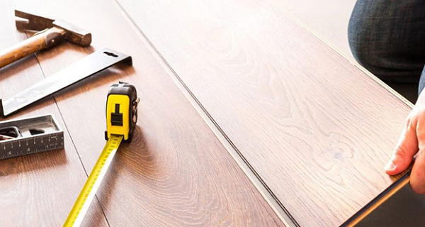 lắp sàn gỗ công nghiệp