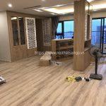 Công trình sàn gỗ egger