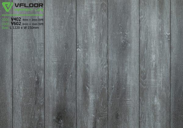 Sàn nhựa Vfloor V402