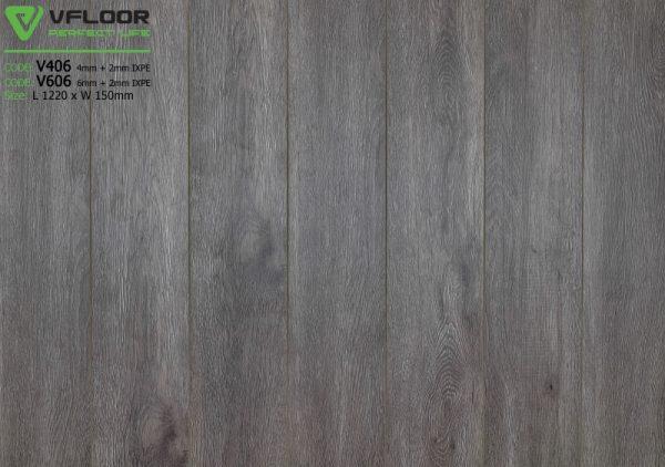 Sàn nhựa VFloor V406