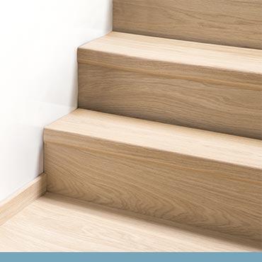gỗ công nghiệp ốp lát cầu thang
