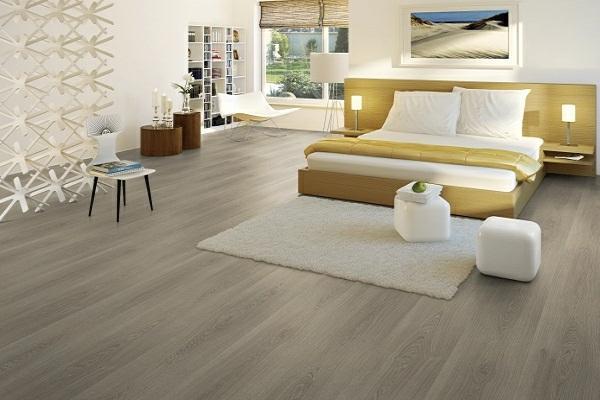 sàn gỗ phòng ngủ