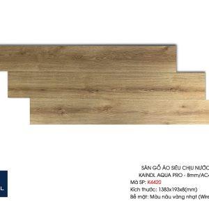 sàn gỗ Kaindl 4420