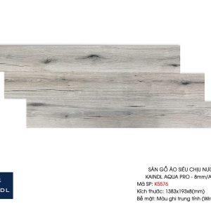 sàn gỗ Kaindl 5576