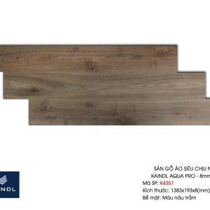 sàn gỗ Kaildn K4367
