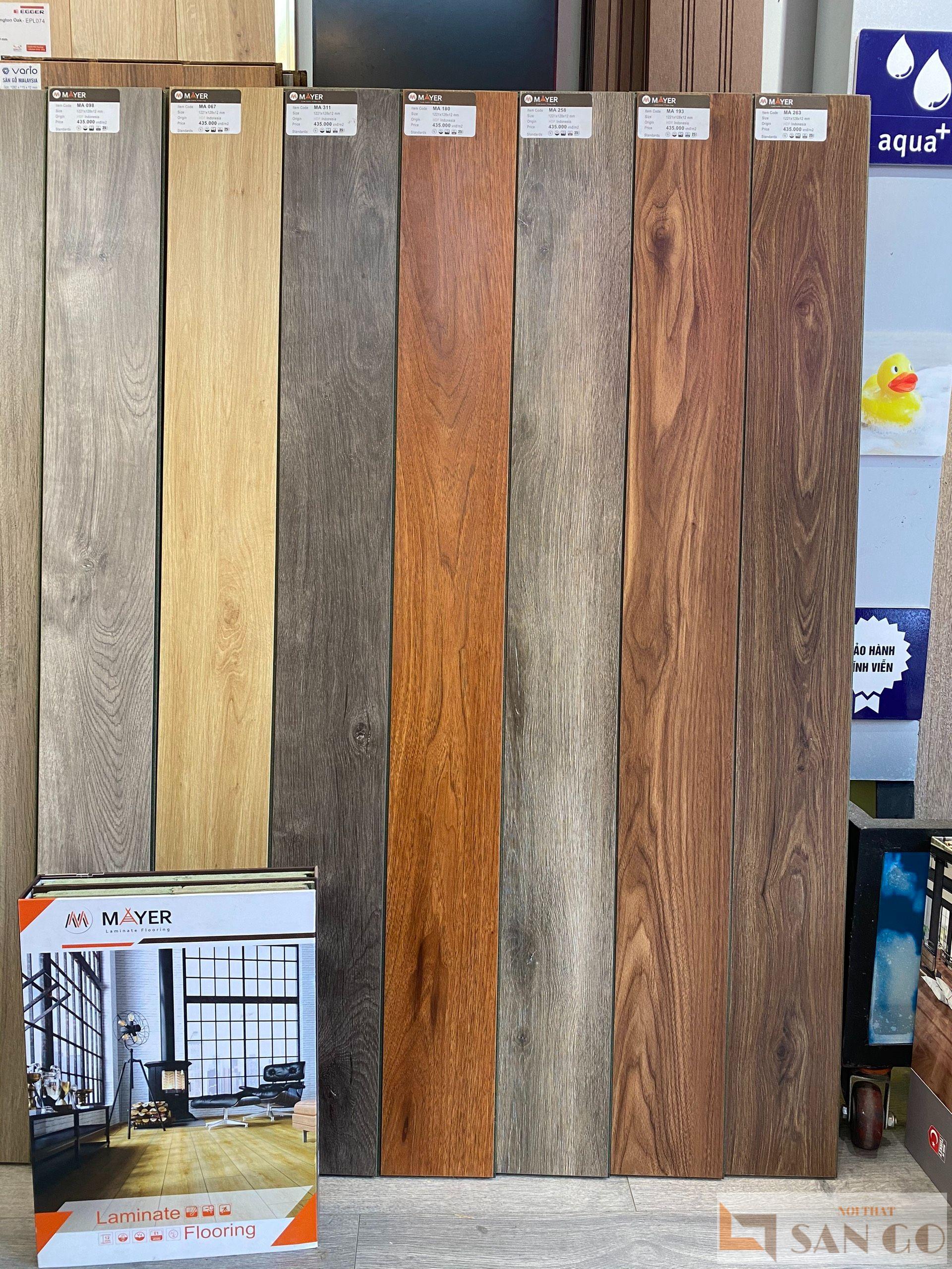 sàn gỗ Mayer